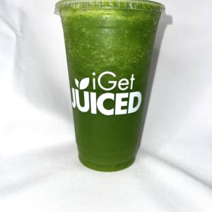 Extreme Green smoothie image