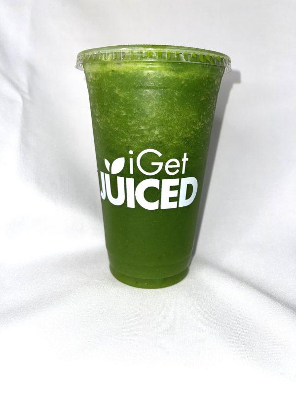 Extreme Green smoothie image
